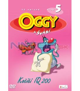 Oggy a švábi – Kočičí IQ 200 DVD