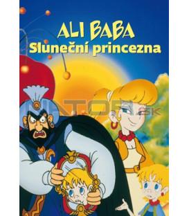 Alibaba a sluneční princezna DVD