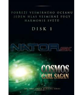 Carl Sagan: Cosmos 01 DVD