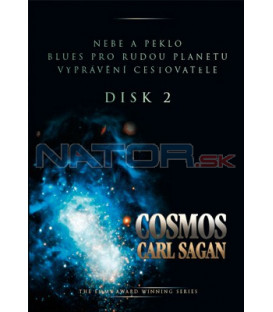 Carl Sagan: Cosmos 02 DVD