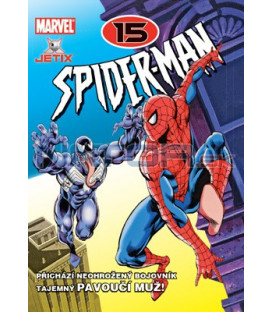 Spiderman 15 DVD
