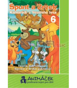 Špunt a Zrzek 06 DVD