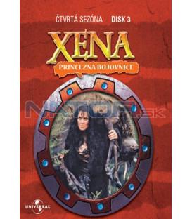 Xena 4/03 DVD- XENA 35