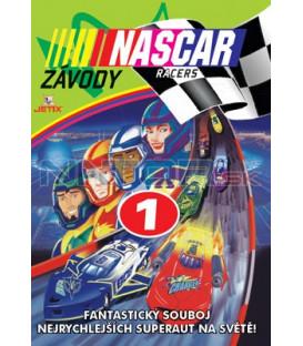 Závody Nascar 01 DVD