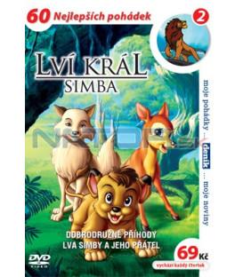 Lví král - Simba 02 DVD