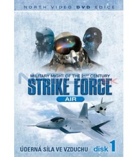 Úderná síla - letectvo 01 DVD