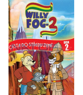 Willy Fog disk 02 DVD