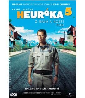 Heuréka - město divů 05 DVD