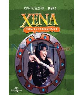 Xena 4/04 DVD- XENA 36