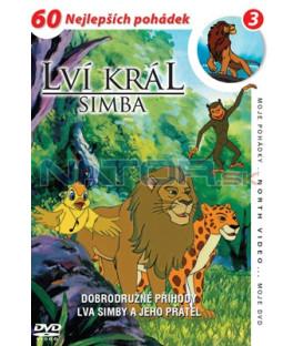 Lví král - Simba 03 DVD