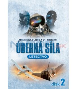 Úderná síla - letectvo 02 DVD