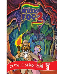 Willy Fog disk 03 DVD