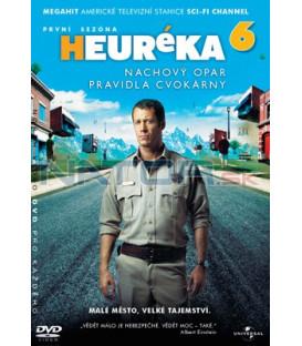 Heuréka - město divů 06 DVD