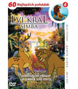 Lví král - Simba 04 DVD