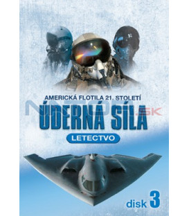 Úderná síla - letectvo 03 DVD
