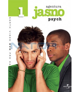 Agentura Jasno  01 DVD