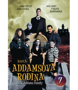 Nová Addamsova rodina 07 DVD