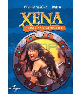 Xena 4/06 DVD- XENA 38