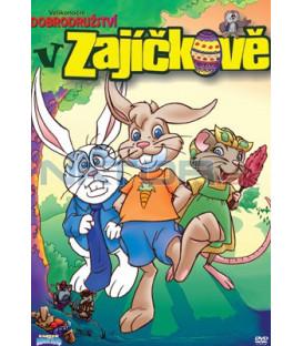 Velikonoční dobrodružství v Zajíčkově DVD