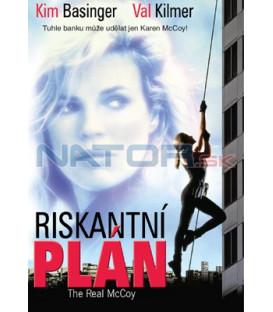 Riskantní plán DVD