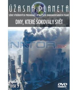 Úžasná planeta 09 DVD
