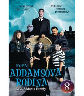 Nová Addamsova rodina 08 DVD