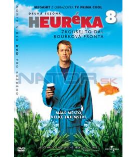 Heuréka - město divů 08 DVD