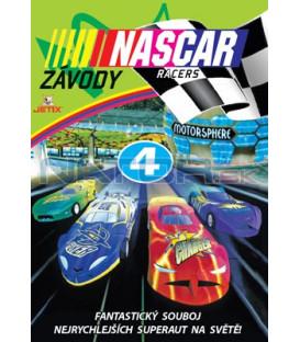 Závody Nascar 04 DVD