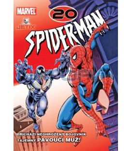 Spiderman 20 DVD