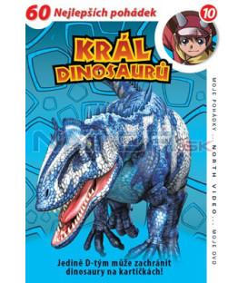 Král dinosaurů 10 DVD