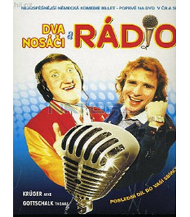 Dva nosáči a rádio (Piratensender Powerplay) DVD