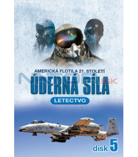 Úderná síla - letectvo 05 DVD