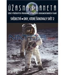 Úžasná planeta 10 DVD