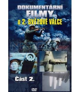 Dokumentární filmy o II.světové válce 02 DVD