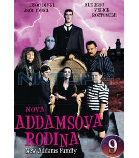 Nová Addamsova rodina 09 DVD