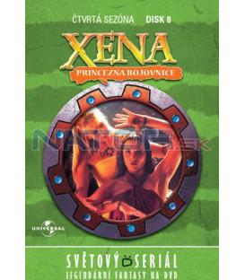 Xena 4/08 DVD- XENA 40