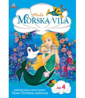 Malá mořská víla 04 DVD