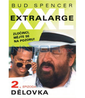 Extralarge 2: Dělovka DVD