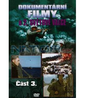 Dokumentární filmy o II.světové válce 03 DVD
