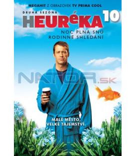 Heuréka - město divů 10 DVD