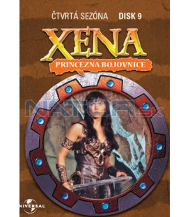 Xena 4/09 DVD- XENA 41