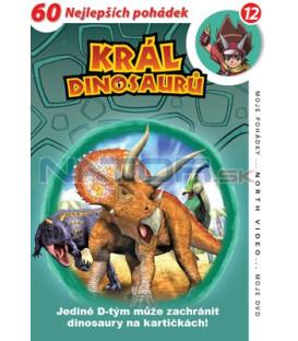 Král dinosaurů 12 DVD