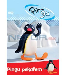 Pingu pekařem 02 DVD