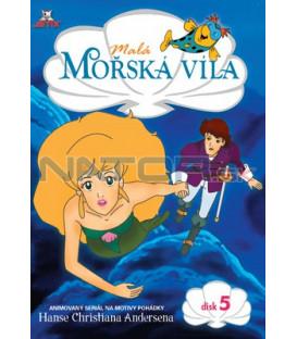 Malá mořská víla 05 DVD