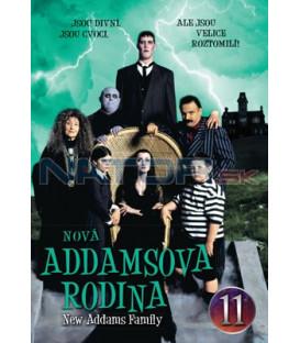 Nová Addamsova rodina 11 DVD