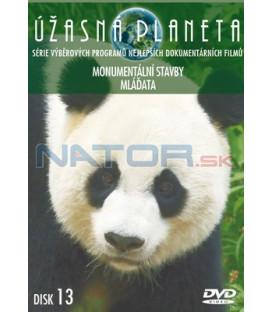 Úžasná planeta 13 DVD
