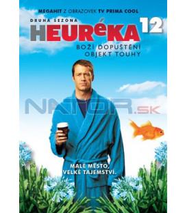 Heuréka - město divů 12 DVD