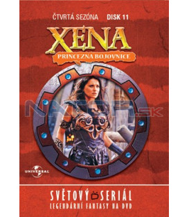 Xena 4/11 DVD- XENA 43