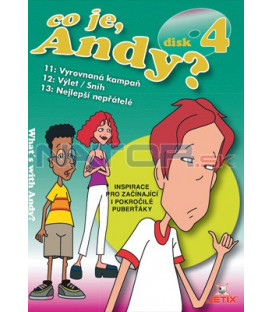 Co je Andy? 04 DVD