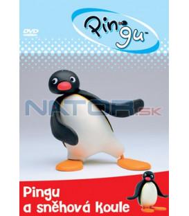 Pingu a sněhová koule 03 DVD